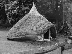 Celtic round house...