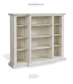 Redford House bookcase: Drake bookcase