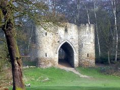 Roundhay Park, the Castle. It is a folly, built for the Nicholson family in 1821 Colouring Pics, Art Poses, West Yorkshire, Local History, Grand Tour, Where The Heart Is, Leeds, Far Away, Good Old