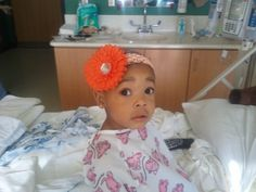 Please pray for Syrenitee.  This beautiful baby girl was diagnosed with Acute Lymphoblastic Leukemia.