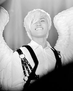 Smiling Angel <3 Big Bang Bias