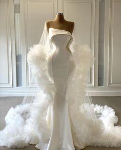 Glam Dresses, Event Dresses, Bridal Dresses, Fashion Dresses, Bridal Robes, Ivory Dresses, Occasion Dresses, Stunning Dresses, Pretty Dresses