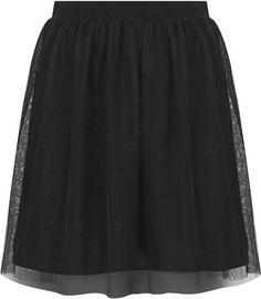 #Topshop                  #Skirt                    #Black #Tulle #Mini #Skirt                          Black Tulle Mini Skirt                              http://www.seapai.com/product.aspx?PID=367871
