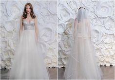 85 abiti da sposa invernali per il 2015: il freddo si fa glamour! Image: 70