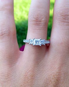 Common Types Of Wedding Rings Happily Ever After 3 Pinterest