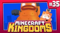 HONEYDEW STATUE COMPLETE | Minecraft Kingdoms [#35]