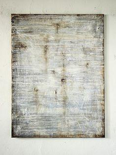 CHRISTIAN HETZEL covered texture 2016 - 120 x 90 cm - Mischtechnik auf Leinwand