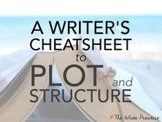#amWriting | Getting a solid grasp on the foundations of plot and structure, and learning to work in harmony with principles will take your stories to the next level.