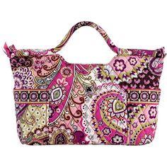 Vera Bradley Gabby purse in very berry paisley dba73e3761673