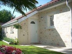 Decouvrez ces quatres r alisations ext rieures en enduit - Peindre la facade de sa maison ...