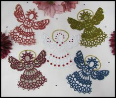 Tatted Angels by Murphy's Designs
