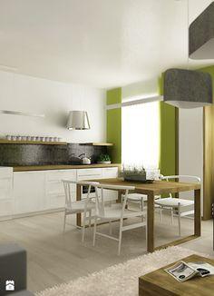 Kuchnia - Styl Nowoczesny - COI Pracownia Architektury Wnętrz
