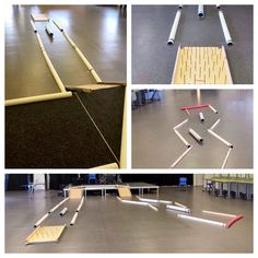 """Adam King on Twitter: """"Liking this @Sphero obstacle course. #aussieED #sphero…"""