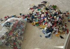 A quilt from this? Save those scraps for a crumb quilt! Quilting Tips, Quilting Tutorials, Quilting Projects, Quilting Designs, Sewing Projects, Crazy Quilt Tutorials, Scrap Fabric Projects, Scrappy Quilts, Mini Quilts