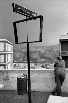 Josef Koudelka, Calabria, Italia, 1982. © Josef Koudelka/Magnum Photos