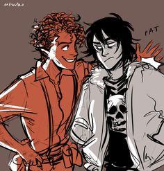 """Minuiko - """"Hey there, grumpy face"""" (Leo and Nico)"""