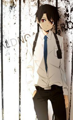 Kaizuka Inaho | Aldnoah Zero #anime