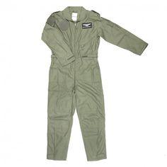 Fostex piloten overall groen - Overalls - Herenkleding - KLEDING | Benscore
