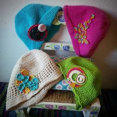 Chapéus para criança