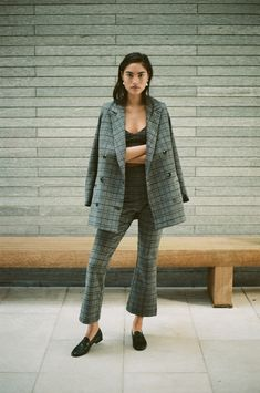 All-daywear - Introducing the Stili Set Classy Outfits, Fall Outfits, Cute Outfits, Fashion Outfits, Campaign Fashion, Professional Outfits, Elegant Outfit, Aesthetic Clothes, Streetwear Fashion