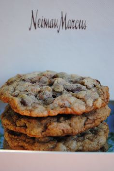 A delicious, decadent version of the infamous NM cookie.