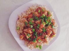 {Recipes}: Skinny Orange Chicken! - June Johnson