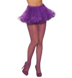 X80353 Witch Fancy Dress, Fishnet Stockings, Glitter, Brand New, Purple, Warehouse, Clothes, Marriage, Nutrition