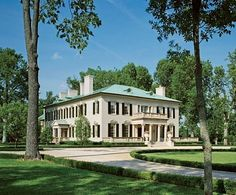 Kentucky Blue Blood : Architectural Digest