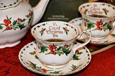 A Cup of Christmas Tea - beautiful story