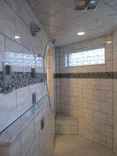 35 - Bathroom Inspiration | Michael David Design Center | #interiordesign #bathroom #tiledesign #luxuryhome #masterbath #shower #dreamhome