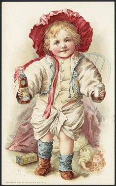The interest that childhood has in Hires' Rootbeer [front] by Boston Public Library, via Flickr