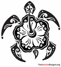 Polynesian tattoos--love so much. Tribal, hibiscus, turtle...all my fave memories from Hawaii