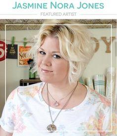 Featured Artist   Jasmine Jones at @studio_calico