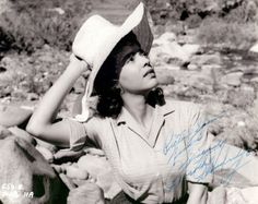 Dorothy Dandridge photographed filming Malaga on location in Spain. The film is also known as Moment of Danger. This photo is autographed by Dorothy Dandridge to the magazine Picture Show. Hollywood Glamour, Classic Hollywood, Female Movie Stars, Dorothy Dandridge, Magazine Pictures, Black Goddess, African American Women, Best Actress, Picture Show