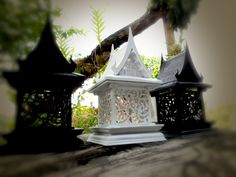 Thai style, LED Lantern.