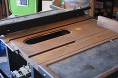How to Rehab an Old Table Saw >> http://www.diynetwork.com/made-and-remade/fix-it/how-to-rehab-an-old-table-saw?soc=pinterest