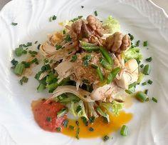 Una buonissima ricetta antica, del Caucaso, ritrovata per la dieta del gruppo sanguigno. Adatta ai gruppi 0 e A, da gustare a pranzo o a cena.