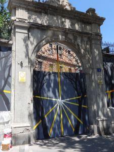 Muros Tabacalera 2014 | Espacio de Arte Urbano | Puerta Glorieta de Embajadores | Lavapiés, Madrid