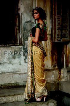 Beautiful Saree by Sejal Kanoi' http://sejalkanoi.com/