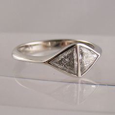 2 stone trillion cut diamond ring - other cuts of diamonds - Ring Jewellery