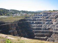 Lead, South Dakota - Gold Mine