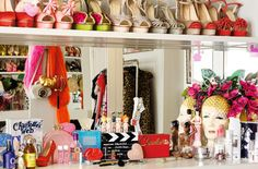 Behind closed doors: fashion insiders reveal their beauty cabinets