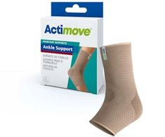 Rheumatic /& osteoarthritis Condition sprains medi Seamless Knit Ankle Support