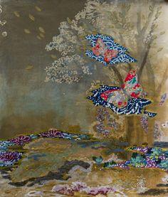 "Saatchi Art Artist Lia Porto; Painting, ""Gold "" #art"