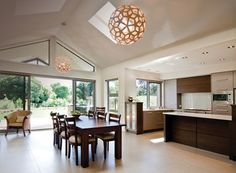 Open Plan Kitchen - Kitchen Design Ideas