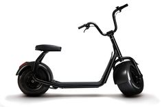 SCROOSER Electric Scooter.