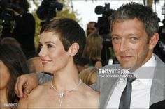 Stairs of 'Indiana Jones 4' at the Cannes film festival In Cannes, France On May 18, 2008- Cecile de France, Vincent Cassel.