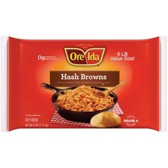 Canned Vegetables - Sam's Club Gluten Free Hash Browns, Frozen Appetizers, Ore Ida, Shredded Potatoes, Healthy Recipes, Snacks, Vegetables, Cooking, Tater Tots