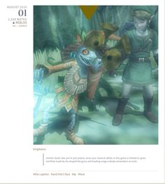 Twilight Princess: that time the SKULL KID was a better musician than Link