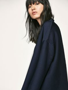 Pulls et cardigans pour femme Pulls, Raincoat, High Neck Dress, Massimo Dutti, Jackets, Dresses, Cardigans, Fashion, Womens Fashion